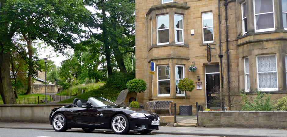 bed and breakfast in alnwick
